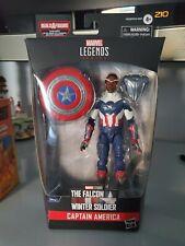 Hasbro Marvel Legends Falcon & Winter Soldier Captain America 6 Inch Figure NEW