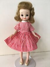 Vintage Betsy McCall Doll, w/Large Lot of Clothes + Some Pepper & Penny Clothes