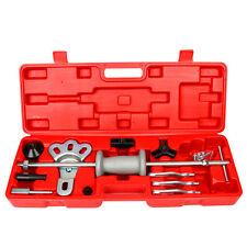 16Pc Axle Slide Hammer Dent Panel Puller Set Internal External Use Tool Kit US