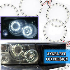Range Rover Headlight LED Rings DRL Conversion Angel Eye Rings CCFL 21 smd Halo