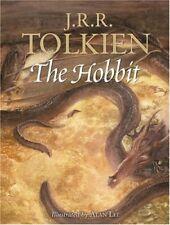The Hobbit di J. r. r. TOLKIEN LIBRO CON COPERTINA RIGIDA 9780261103306 NUOVO