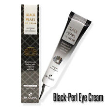 3W Clinic Black Pearl Wrinkle Elasticity Sensitive Whitening Eye Cream 40ml