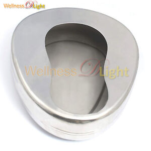 Stainless Steel Bedpans Steel Contoured Bedpan for Bedbound Patient