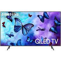 "SAMSUNG 65"" Ultra HD 4K Smart QLED TV- QN65Q65FNFXZA- LOCAL PICKUP- NO SHIPPING"