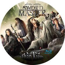 Sword Master - Than Kiem - Phim Le (Blu-ray) - Viet Thuyet Minh/English Dubbed