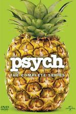PSYCH - THE COMPLETE SEASON 1 2 3 4 5 6 7 8 -   DVD -  UK Compatible - sealed