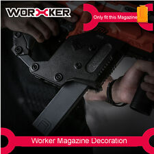 Worker Mod Magazine Decoration with Magazine for Nerf STRYFE Kriss Vector Kits
