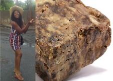 4 oz Natural Raw African Black Soap Healing Pure Organic Unrefined West Africa
