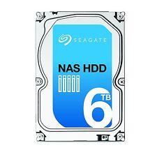 """Seagate NAS HDD 6tb 3,5"""" (st6000vn0021) SATA 600 128mb 5900rpm"""