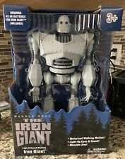 The Iron Giant Action Figure 12 Inch Licensed Walking Talking Light Up Toy New