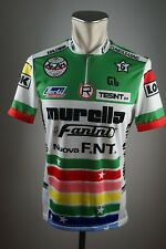 Fanini Murella alan Team jersey vintage rueda camiseta talla 3 m bike Cycling camisa r2
