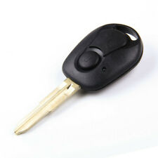 New 2 Buttons Remote Smart Key Case Shell Fob For Ssangyong Actyon Kyron Rexton