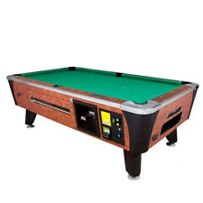 Dynamo Billiards Sedona Pool Table - Coin Op with Dba - 7'