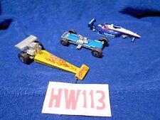 Vintage Diecast Car Mattel Hot Wheels Redline Lot Repair Parts Johnny L HW113