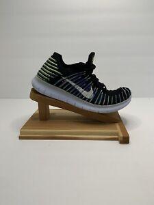 Nike Free RN Flyknit 831070 003 Women's Running Shoes Size 6.5