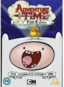 Adventure Time - Season 1 [DVD] [2013][Region 2]