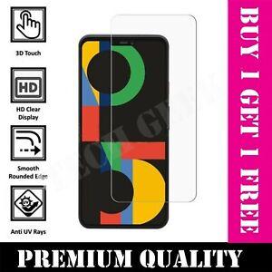 For Google Pixel 2 3 XL 3A XL 4 XL 4A 5 TEMPERED GLASS Gorilla Screen Protector