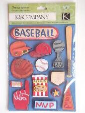 K&CO ROUGH & TUMBLE GRAND ADHESIONS - BASEBALL