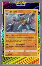 Lucario Holo - SL05:Ultra Prisme - 67/156 - Carte Pokemon Neuve Française