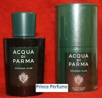 ACQUA DI PARMA COLONIA CLUB EDC NATURAL SPRAY - 180 ml