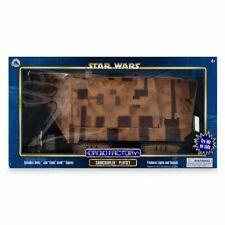 Sandcrawler Playset + Jawa & Gonk Figures Droid Factory Disney Parks Star Wars