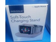 Insignia Soft Touch Charging Stand for Apple Watch Pink - FREE SHIPPING