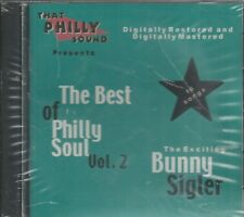 The Best Of PHILLY SOUL - CD - Vol. 2 - The Exciting Bunny Sigler - BRAND NEW