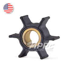 3B2-65021-1 Water Pump Impeller for Nissan Tohatsu 9.8hp Outboard Replacement