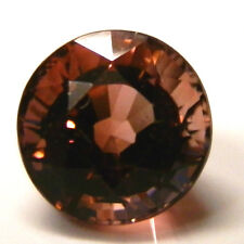 Natural earth-mined reddish tourmaline...quality gem....1.4 ct