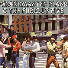 GRANDMASTER FLASH & THE FURIOUS FIVE The Message SUGAR HILL RECORDS Sealed LP