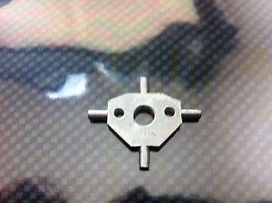 Jaguar X Type & S Type Aluminium Headlamp Jet wash cover fixings 1pc