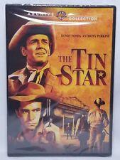 The Tin Star [DVD, 1957, BW, Henry Fonda, Anthony Perkins, Anthony Mann] NEW