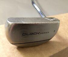 "Odyssey Black Series 3 32"" Putter Steel Golf Club"