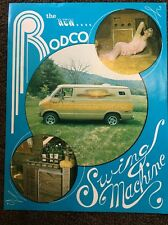 Rodco Interior Customizing Brochure circa 1970s