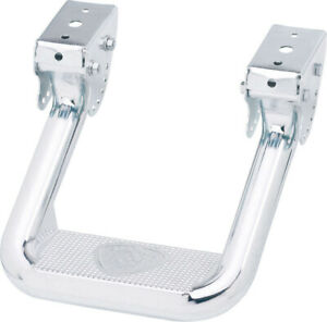 CARR Hoop II Multi Mount Step Polished Pair P/N - 102522