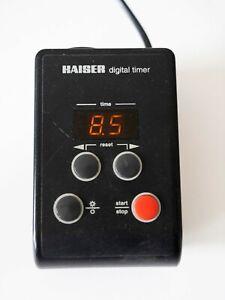 Kaiser Digital Timer - Belichtungsschaltuhr