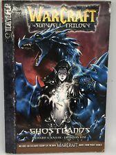 Warcraft: The Sunwell Trilogy #3 - Ghostlands (Mar 2007, Tokyopop)