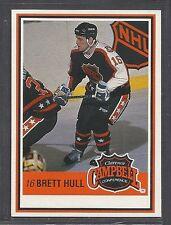 1990-91 Kraft Dinner Hockey - #67 - Brett Hull - St. Louis Blues