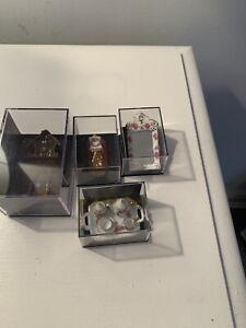 reutter porcelain Miniatures Dolls House Mixed Collection