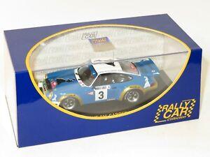 1/43 Porsche 911  Gitanes Winner Monte Carlo Rally 1978 J.P Nicolas