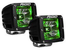2 RIGID Industries Radiance Pod LED's - Green