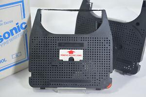 PANASONIC KX-E2110L TYPEWRITER RIBBON BLACK (2 PACK) HIGH YIELD  NEW OLD STOCK