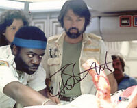 TOM SKERRITT SIGNED AUTOGRAPHED 8x10 PHOTO DALLAS ALIEN RARE BECKETT BAS