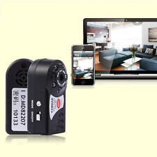 For Android iPhone PC Mini Wifi IP Wireless Surveillance Camera Remote Cam JU