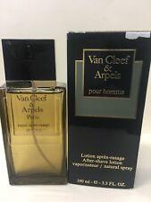 Van Clef & Arpels After Shave 3.3oz Spray