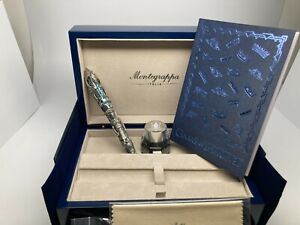 MONTEGRAPPA GAME OF THRONES WINTER IS HERE NIGHT KING FOUNTAIN PEN 73/300