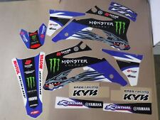 TEAM YAMAHA  RACING GRAPHICS  YZ250F YZ450F  YZF250 YZF450  2006  2007 2008 2009