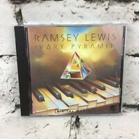 Ivory Pyramid by Ramsey Lewis 90's Jazz Music CD