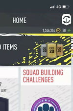 FIFA 20 Ultimate Team monedas Xbox One (100K)