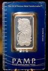 1 oz. Platinum Bar - PAMP Suisse - Fortuna - 999.5 Fine in Sealed Assay